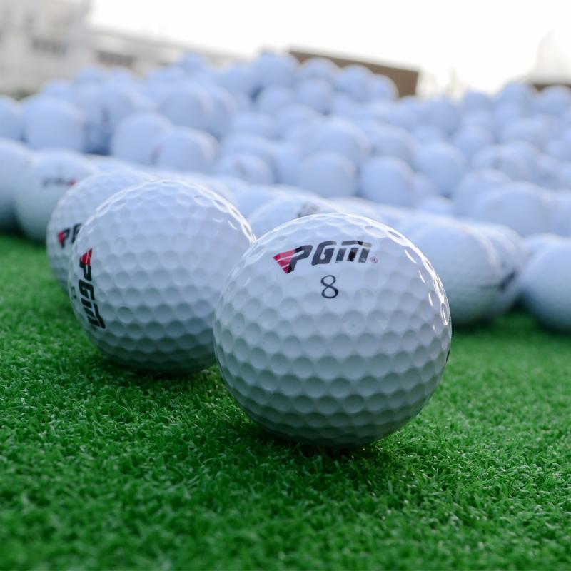 Top quality Professional Three Piece Ball Golf Competition Balls Driving Range Golf Balls Golf practice balls(China (Mainland))