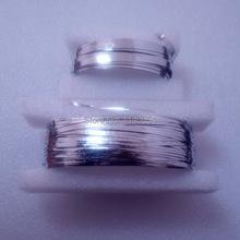 100 ноги солнечных батарей розово-к-ты солнечных батарей соединительный вкладки пайки проволоки 16 футов шин проволоки ( 0.15 x 2 мм, 0.15 x 1.6 мм, 0.16 x 1.8 мм, 0.2 x 5.0 мм )