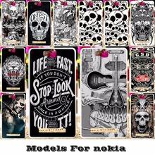 Soft TPU&Hard Mobile Phone Case For Nokia Lumia 640 N640/640XL N640XL/630 N630/650 N650/720 N720/830 N830/925 N925 cover shell(China (Mainland))