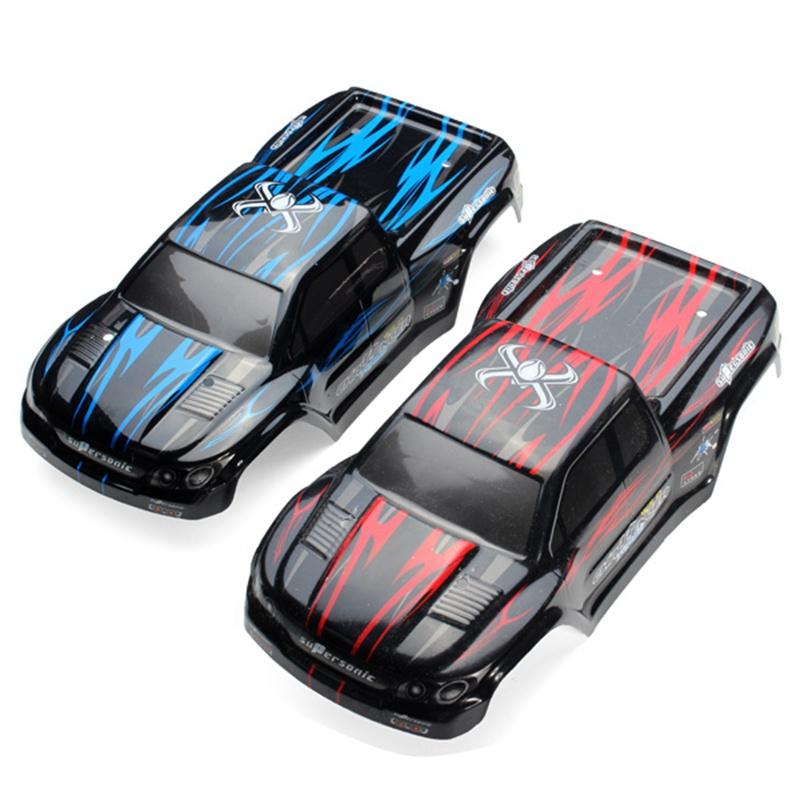 9115 RC Monster Truck RC Car Shell 15-SJ01 15-SJ02 RC Car Body Shell 285*133mm Blue Red(China (Mainland))