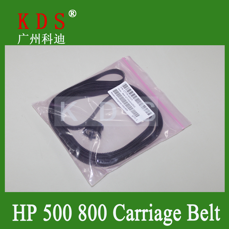 Free Shipping 2pcs/lot C7770-60014 DesignJet  500  510  800  815  820 42-inch B0 Carriage Belt Compatible New <br><br>Aliexpress