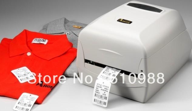 argox cp 2140 clothing tags 300m long ribbon desktop With clothing price tag printer
