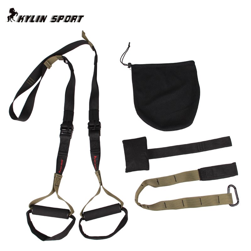 The military version military regulations Suspended fitness training  pull rope   fitness band TxrIP60