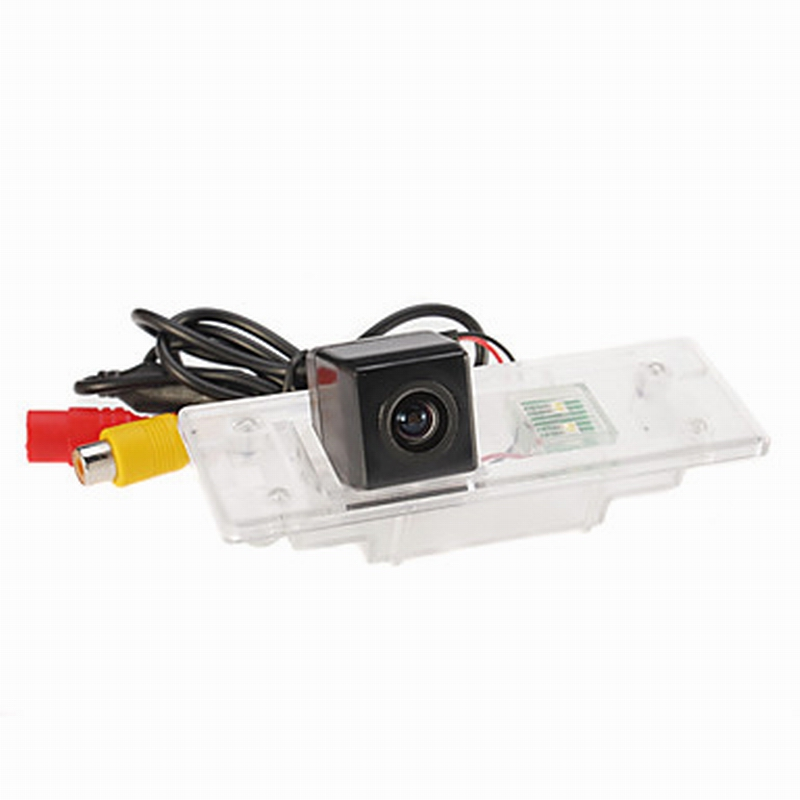 HD Car Rear View Parking Camera For BMW 120i With Parking Line Waterproof night vision(China (Mainland))