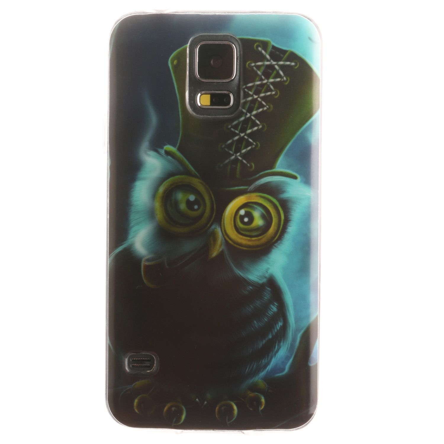 IMD Process Cover For Samsung S5 Mini Case Soft Silicone TPU Case For Samsung Galaxy S5 Mini G800 Phone ShockProof Cover
