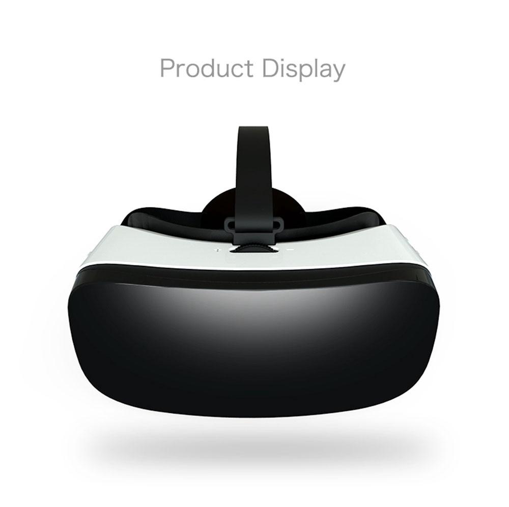 ถูก 1080จุดHD 3D VR Android 5.1 OSแว่นตาทั้งหมดในหนึ่งความจริงเสมือนกล่องเกมภาพยนตร์วิดีโอgoogleกระดาษแข็งwifi bt h eadmountหมวกกันน็อค