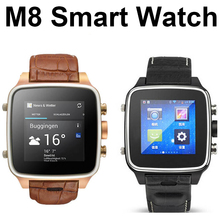 Waterproof  smartwatch M8 Smart watch phone 1.54″ GSM NFC Camera wrist Watch SIM card Smartwatch for Phone Samsung Android Phone