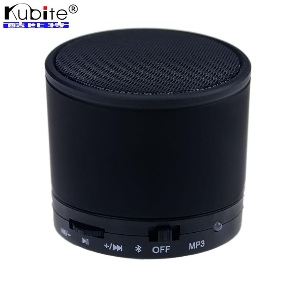 Kubite Portable Mini Bluetooth Speaker Wireless Stereo Boombox Speakers Handsfree With Mic Support TF Card(China (Mainland))
