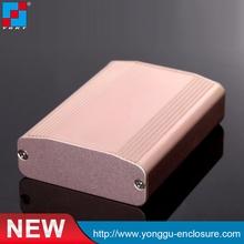Ygk-005-1 61 x 22.4 x 80 мм / 2.4 » * 0.88 » * 3.15 » ( шхвхг ) на заказ алюминиевый корпус  / профиль для установки из светодиодов полосы