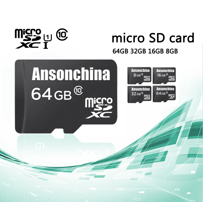 2016 New ! Black memory card 8GB 16GB 32GB SDHC 64GB SDXC UHS-I microSD Card Maximize the Performance of Your Smartphone(China (Mainland))