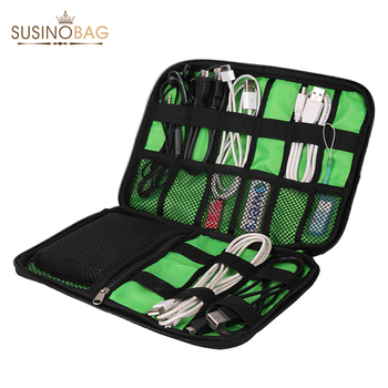 Free Shipping SUSINO New Men's Travel Bag For Storaging Electronic Parts Cosmetic Bag Casual Outdoor Storage Bag