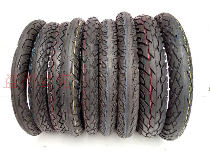1pcs 16/14*3.0/2.5/2.125 Motorcycle tires electric motorcycle bicycle tires inner tube + tues Motorcycle parts(China (Mainland))
