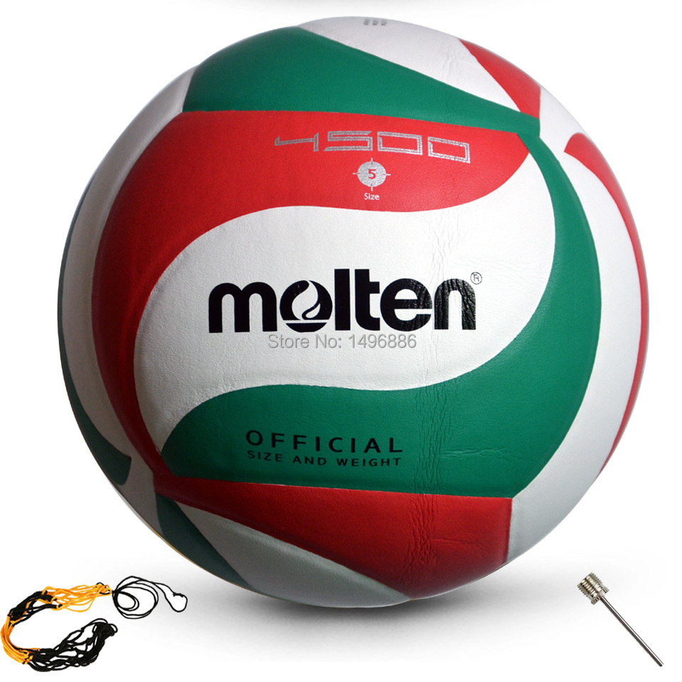 Free shipping Molten Soft Touch Volleyball, VSM4500, Size5 match quality Volleyball, wholesale + dropshipping(China (Mainland))
