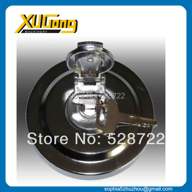 20Y-04-11161 diesel engine fuel cap for komatsu(China (Mainland))