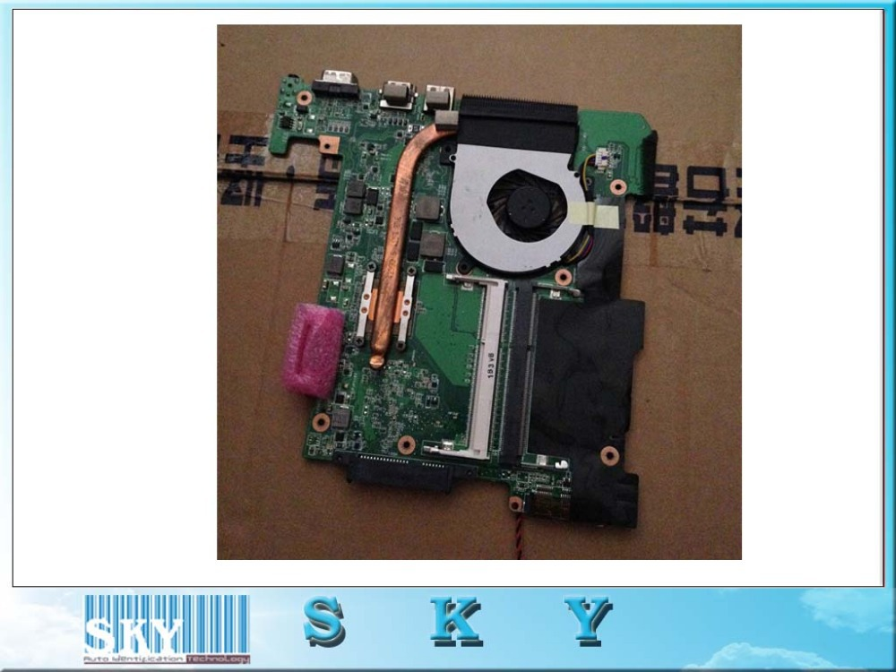 For original Asus Eee PC 1215N/VX6 laptop motherboard mainboard rev 1.5 or 1.4 fully tested & working perfect(China (Mainland))