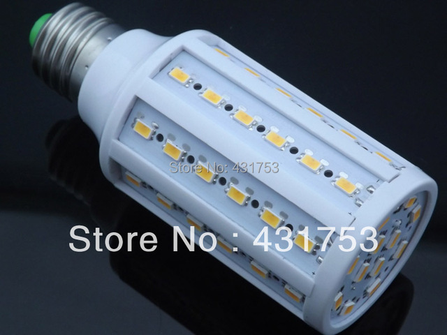 2014 Promotion Hot Sale Ce Chandelier E27 5630 60 Led 16w lamps 220v Ac Bulb Lights Cool Warm Warranty 2 Years -- Free Shipping