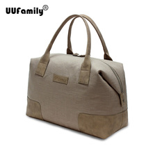 UU Family Travel Bag 2016 Duffle Bag Duffel Keepall Men Traveler Bag Overnight Bag Women Travel Luggage for women Weekender(China (Mainland))