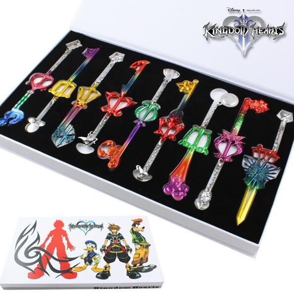 Kingdom Hearts Keyblade Toys 68