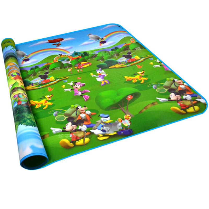 Детский игровой коврик 2m