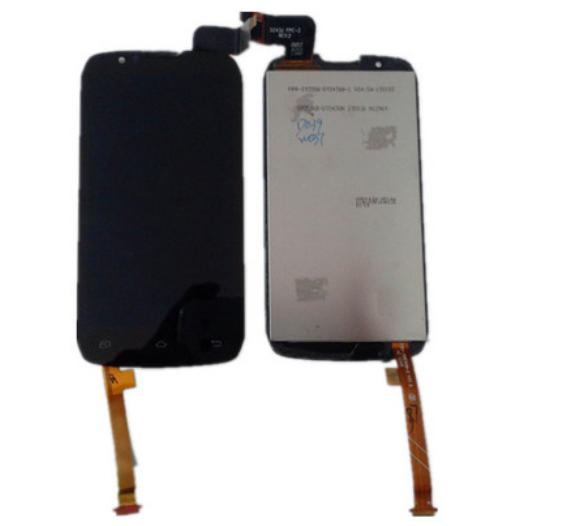 Original DNS-S4502 iNNOS D9C D9 Highscreen boost mojego telefonu touch Screen Panel Digitizer LCD Display Matrix Combo Assembly