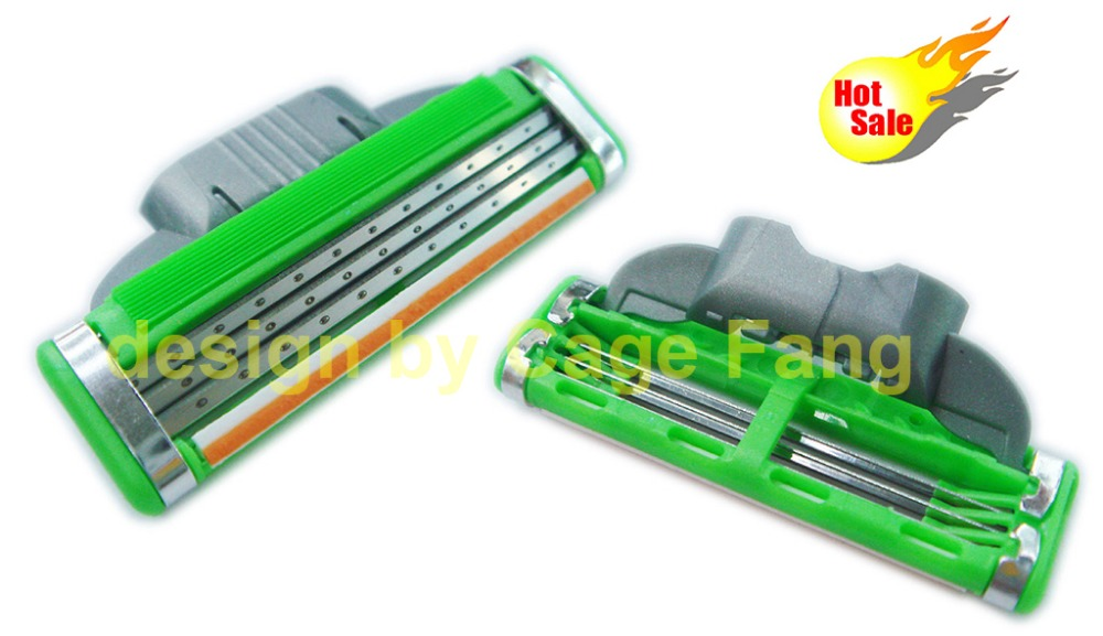 16 PCs Blade for Genuine GL M3 Power Razor Top Quality 3 Original American Shave Blades [ Free Shipping ]<br><br>Aliexpress