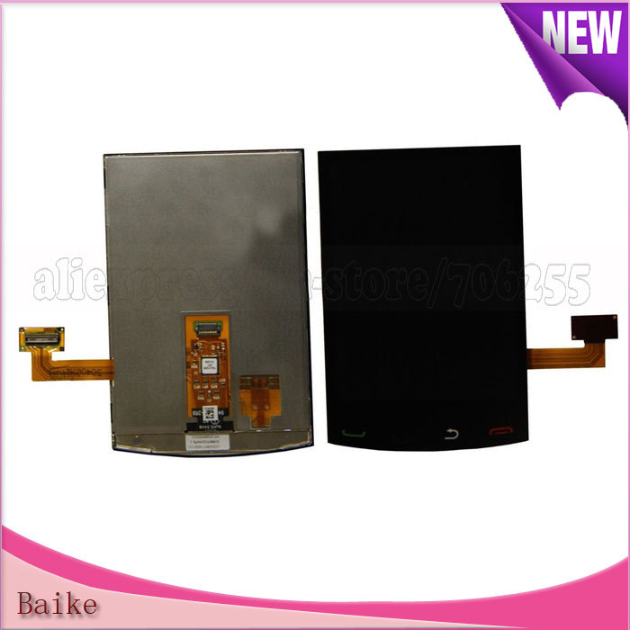 Replacement lcd display screen with digitizer touch assembly For Blackberry Storm 2 9550 9520 100% Guarantee Free shipping(China (Mainland))
