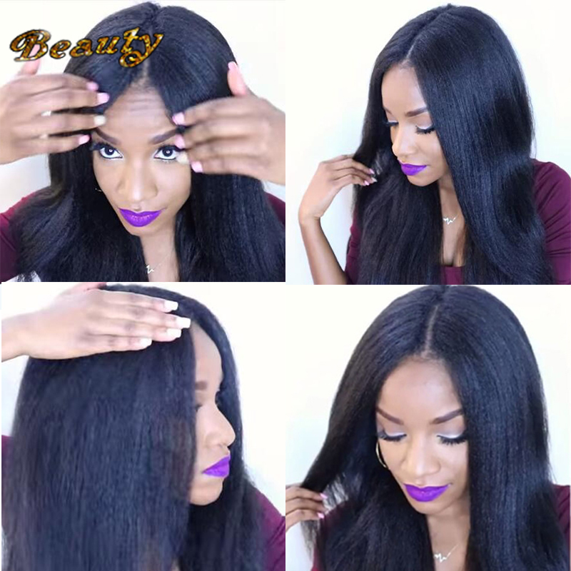 7A Best yaki striaght Full Lace Wigs Brazilian Full Lace Human Hair Wigs For Black Women Glueless Lace Front Wigs With Baby Hair<br><br>Aliexpress