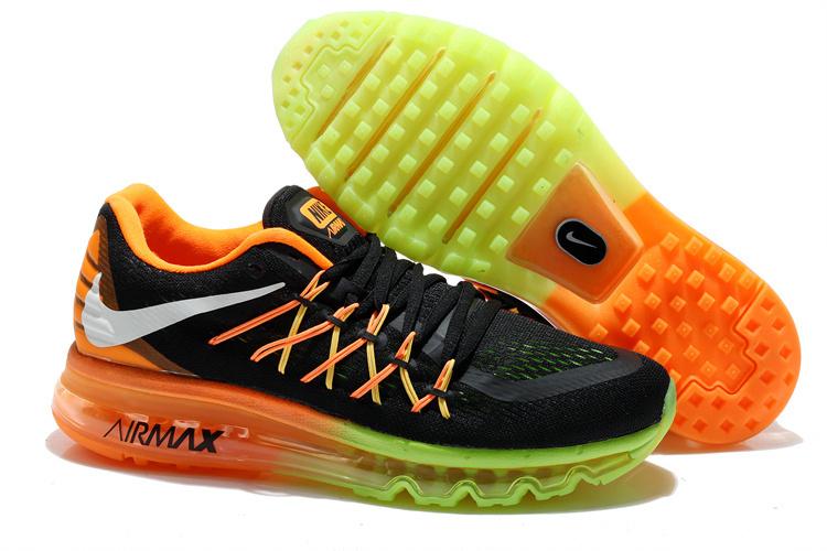 Homme Nike Air Max 2015 Noir