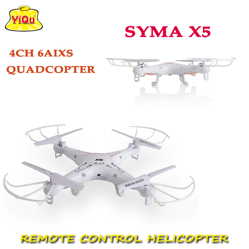 SYMA X5 RC Drone 4ch 6-Axis Remote Control Helicopter Radio Control Quadcopter  RC Aircraft UFO toys No Camera<br><br>Aliexpress