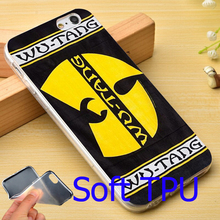 Buy Wu Tang Clan Hip Hop Rap Band Soft TPU Phone Case iPhone 7 6 6S Plus 4 4S 5C 5 SE 5S Cover for $1.79 in AliExpress store