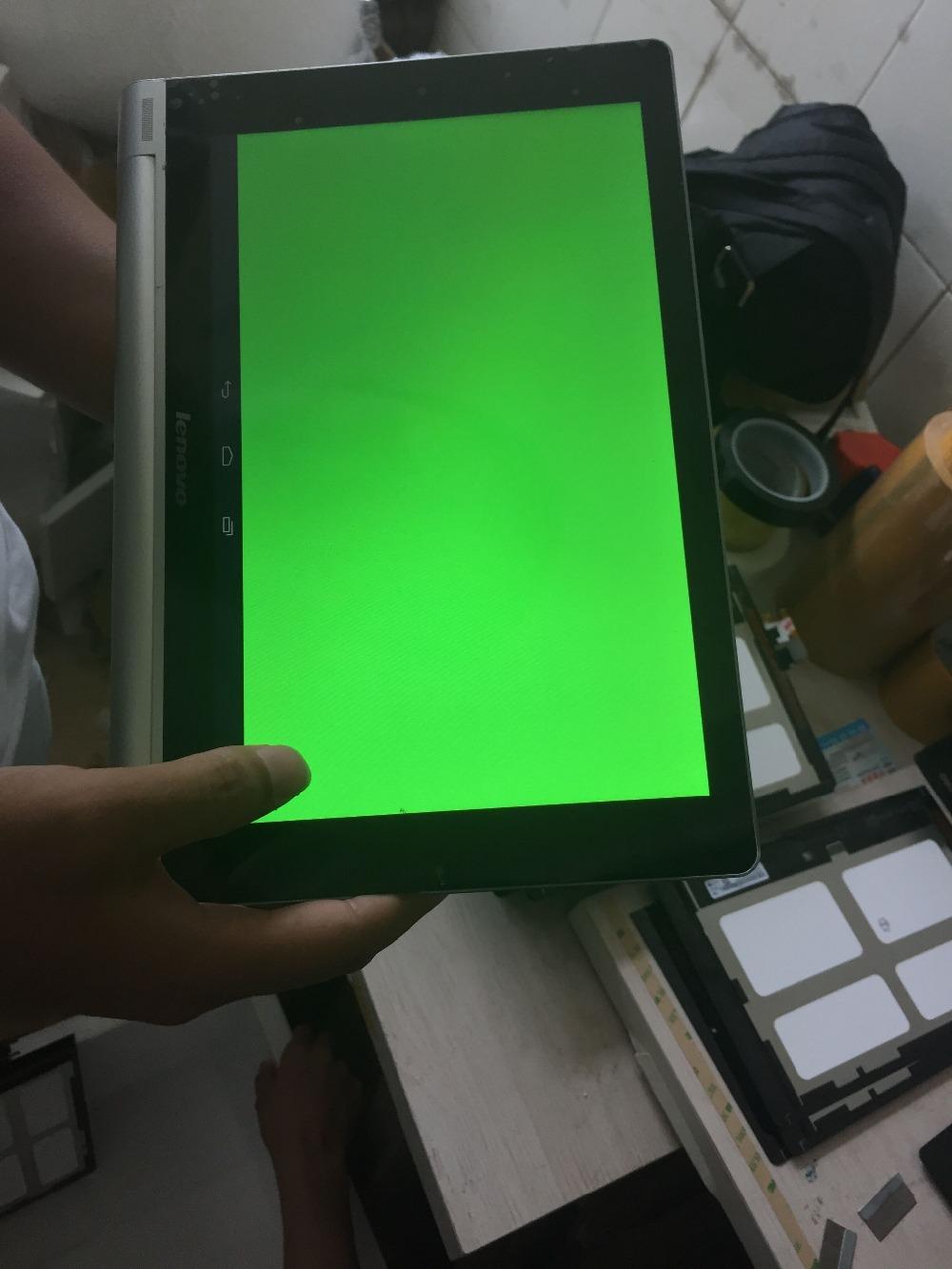 100% тест OK новое жк-дисплей в сборе с дигитайзер сенсорный экран в рамка для Lenovo B8000 Yoga планшет 10 MCF-101-1093-V3