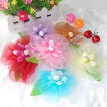 2 Pcs por lote flor cortinas pendurar cortina Tieback Tassel Tie , ligação corda cores aleatórias(China (Mainland))