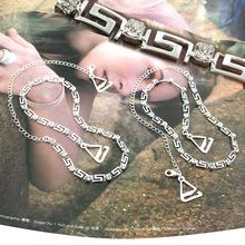 BB172-066 6pairs/lot free shipping women apparel underwear accessory jewelry adjustable sexy crystal fashion S shaped bra strap(China (Mainland))