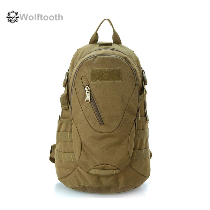 25L Men Camouflage Outdoor Tactical Sport Military Combat Equipment Backpack Bag Waterproof High Quality Designer MOLLE Pack(China (Mainland))