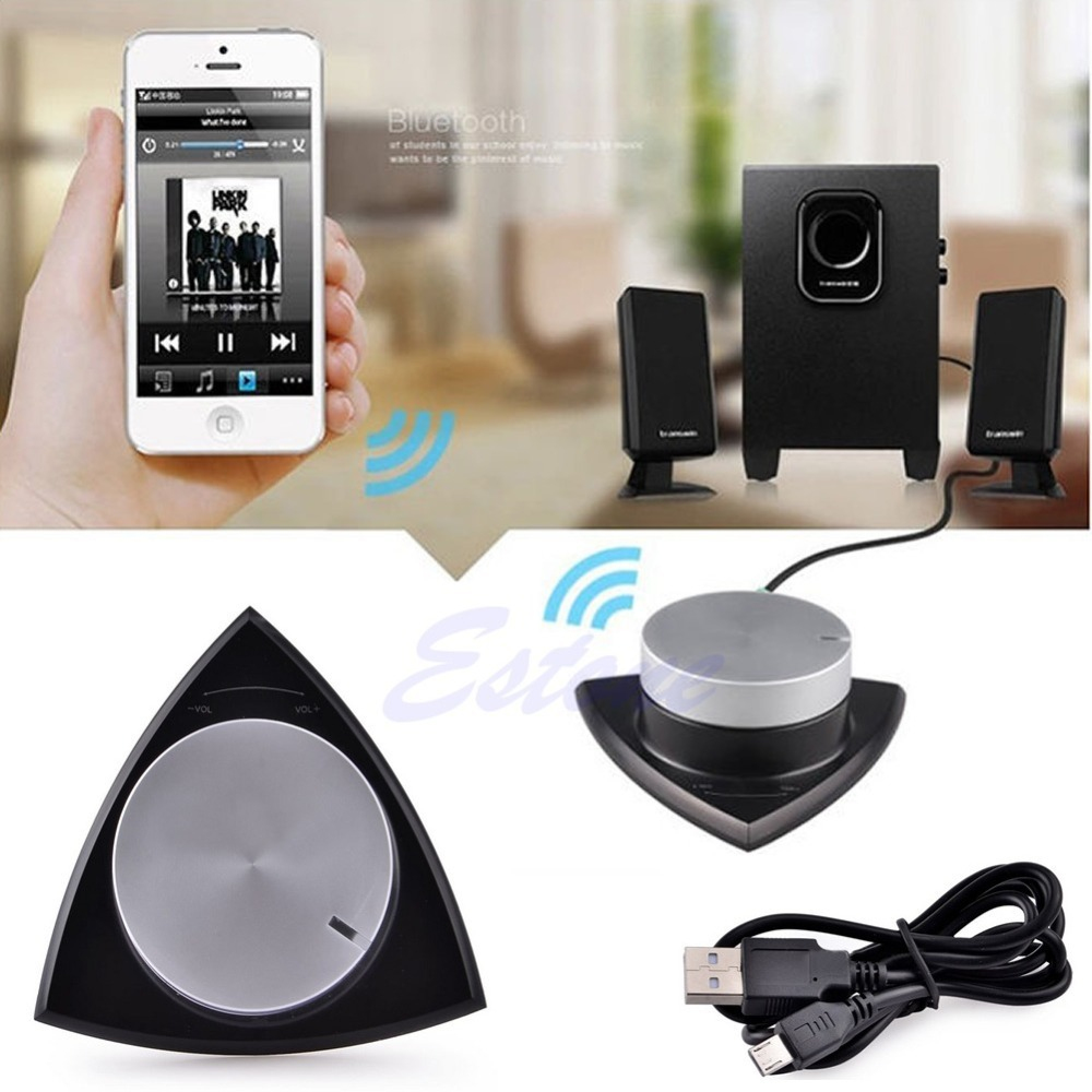 Free Shipping USB Wireless Bluetooth 4.0 A2DP Music Streaming Receiver Audio Car Home Adapter<br><br>Aliexpress