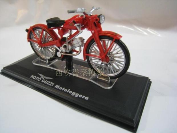 STARLINE 1/24 MOTO GUZZI series motorcycle motorcycle quz model essential<br><br>Aliexpress