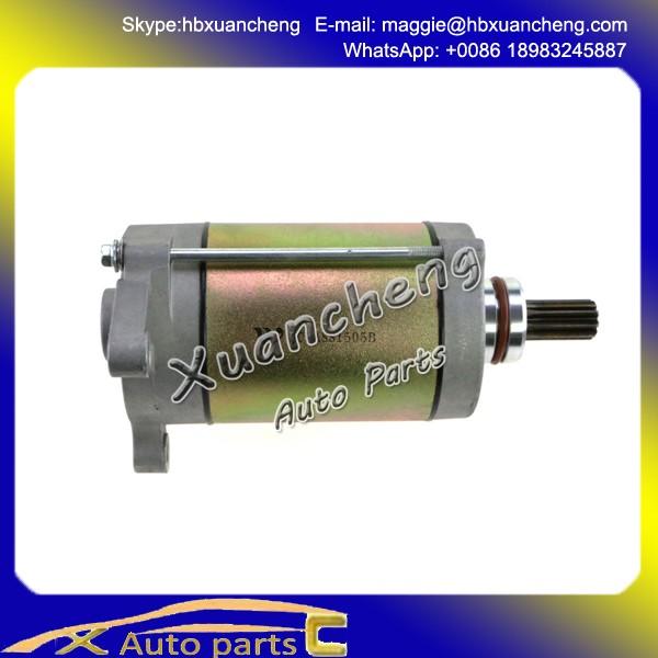 cfmoto parts, CF450 CF550 500AU-6L starter (4)