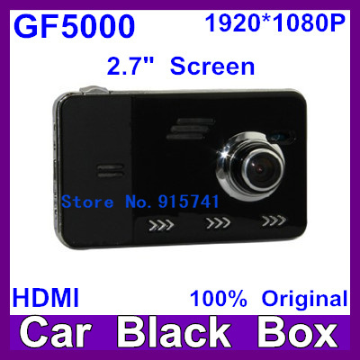 "2013 New Arrival Novatelk GF5000 Car dvr 2.7"" LCD 120 Degree Wide Angle Full HD1080P with G-Sensor Free Shipping"
