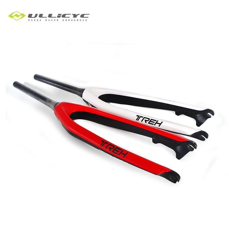 "Newest 26""/ 27.5""/ 29"" inch Mountain bike full carbon front fork MTB bicycle disc brake carbon fork 26er/ 27.5er/ 29er Free ship(China (Mainland))"