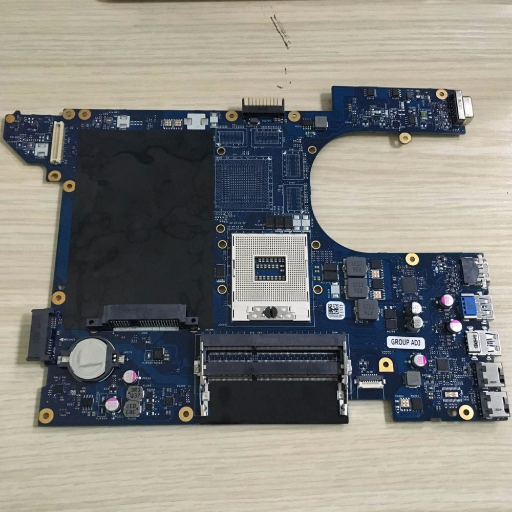 QCL00 LA-8241P For DELL Inspiron 15R 5520 Laptop Motherboard/Mainboard with chipset SLJ8C-HM77(China (Mainland))