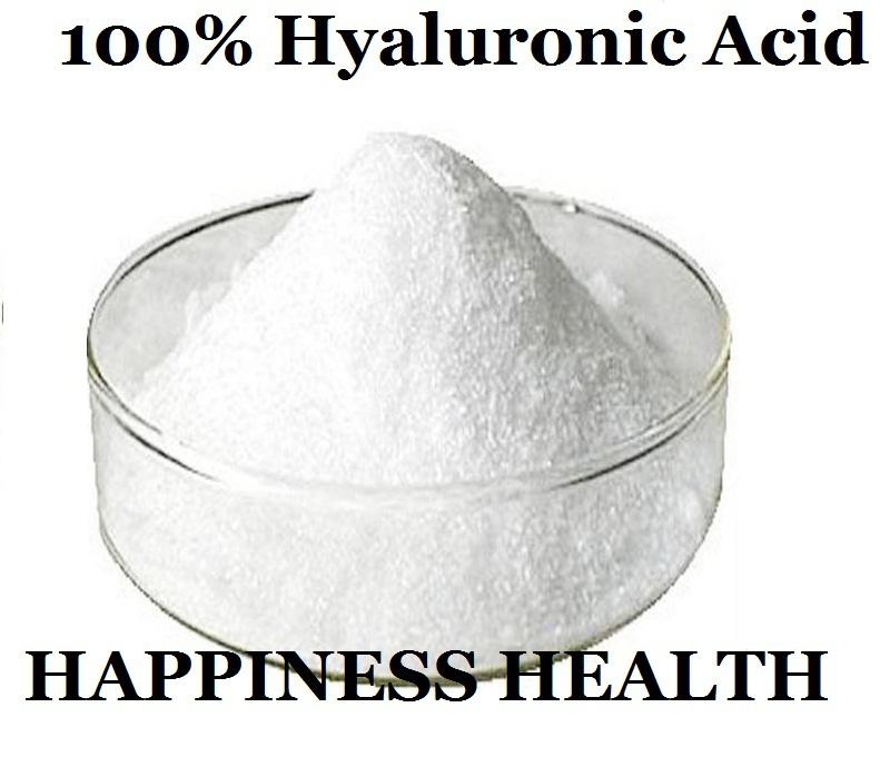 100% гиалуроновая кислота порошок натрия Сделай сам уход за кожей сырье Гиалуронат натрия порошок