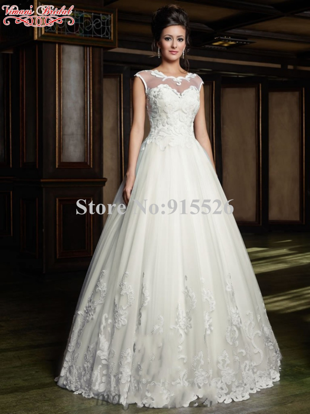 White Gothic Wedding Dresses 21