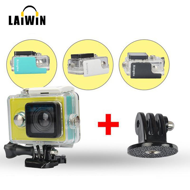 KingMa Original Xiaomi Yi Waterproof Case, Mi Yi Action Camera 40M Div