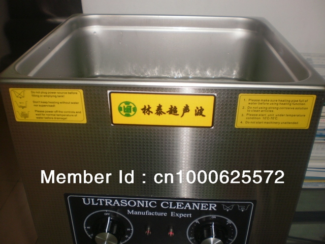 Free shipping, factory direct sale, stainless steel heating material with ultrasonic cleaning machine