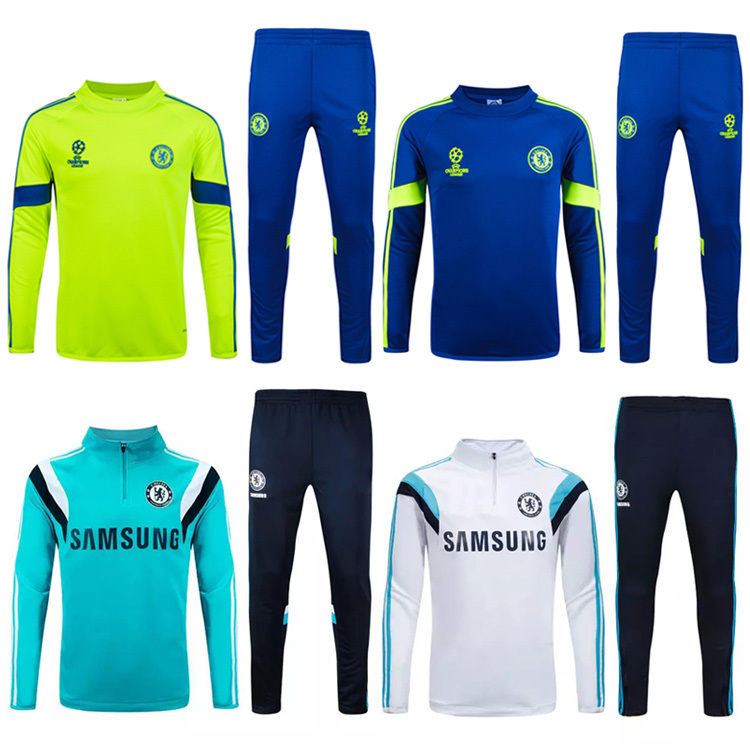 Chelsea Dortmund clubs Real madrid 2016 Spain Argentina real madrid training suit tracksuit soccer jerseys football Tracksuit(China (Mainland))