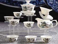Big Promotion !!!2014 China porcelain kung fu tea set A complete set of tea set,free shipping