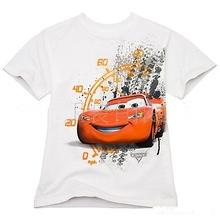 Kids t shirt boy gril children s clothing Cartoon Dis Marie Cat short sleeved summer T