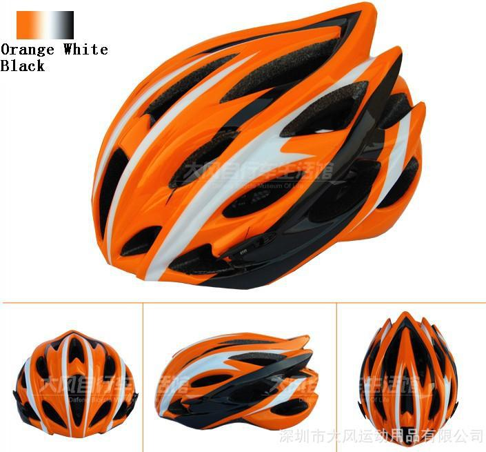 GIANT Mountain bike helmet cycling road Skateboard Helmets sports can adjust size variety colors - aili yin's store