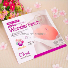 2015 New MYMI Wonder Slim patch herbal slimming patches belly lose weight Abdomen fat burning Weight