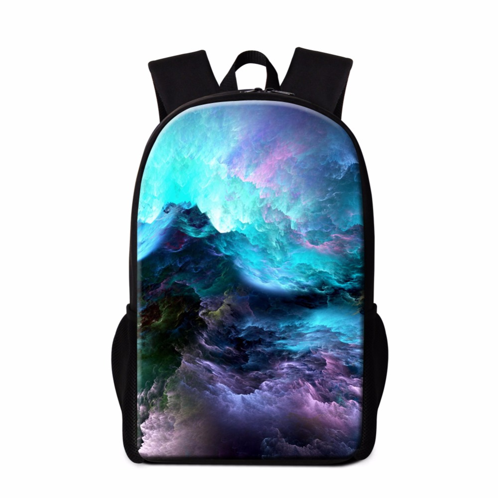 Personalized School Backpacks for Children Girly Fashionable Book Bag Lightweight Mochilas Stylish Backpacker Pattern for Boys(China (Mainland))